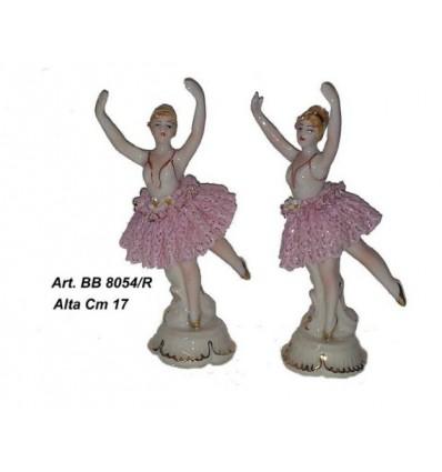 Ballerina capodimonte cm 17