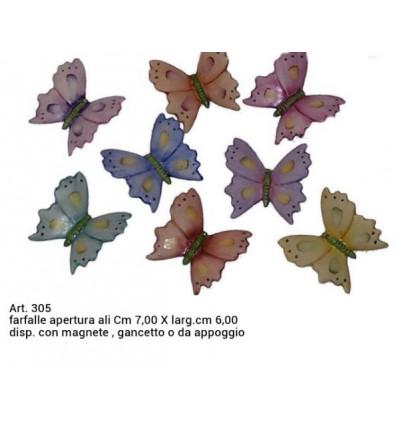 Farfalle capodimonte piccole